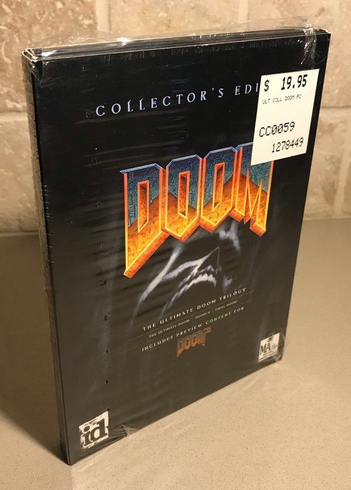 Doom Collector's Edition for PC - Front